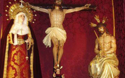 La historia del Cristo del Perdón y la Misericordia