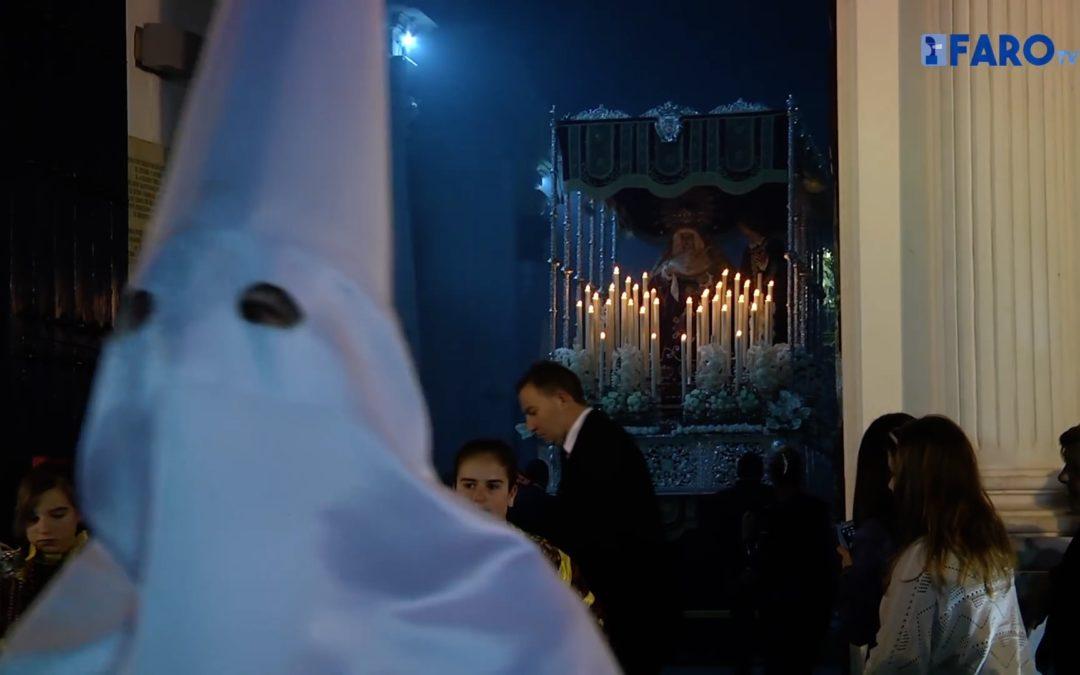 'La Expiración' esperará por Ceuta y sus fieles para procesionar de nuevo