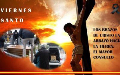 El Viernes Santo, la dolencia dulcificada en la piedad de Cristo