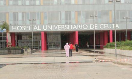 Un detenido trasladado al Hospital por la Policía huye y se refugia en el Príncipe