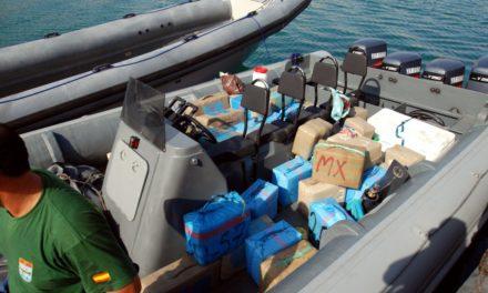 Un comerciante ceutí detenido también en la operación antidroga de Isla Cristina