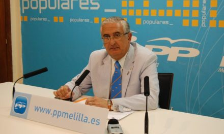 Gutiérrez vuelve a la carga con la presencia de Ceuta y Melilla en las RAN con Marruecos