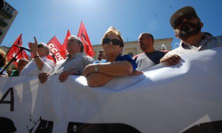 """Un sindicalismo """"vivo y combativo"""""""