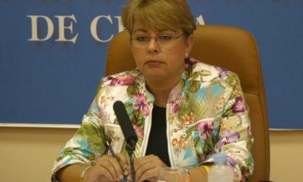 Carolina Pérez hablará sobre los MENA en una comisión del Senado