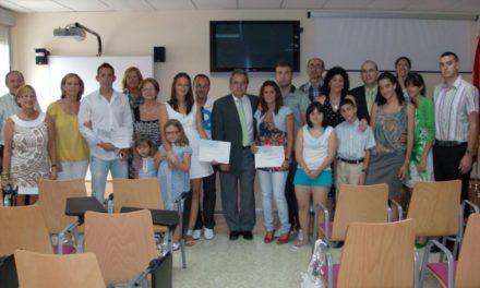 Educación recibe a los premiados en el concurso de FP
