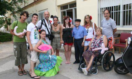 La Feria adelanta su llegada para los residentes de Nazaret