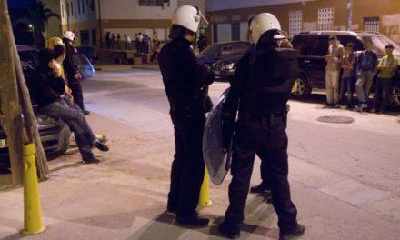 Un joven recibe cinco disparos en las piernas en el Príncipe Alfonso