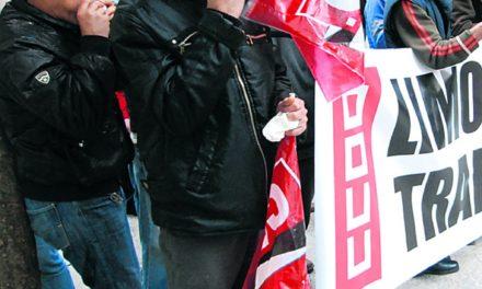 El sonómetro que se usó para las manifestaciones de CCOO no sanciona