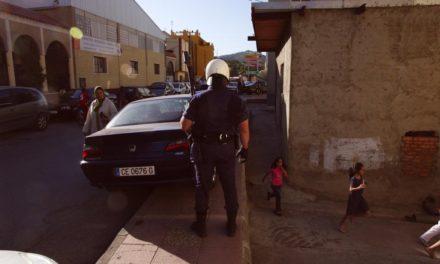 """La Policía habla de """"actos organizados"""" tras dos emboscadas en el Príncipe"""