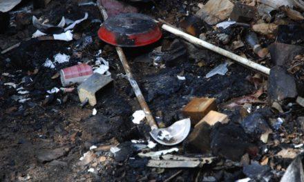 Un argelino ingresa con el 45% del cuerpo quemado tras un incendio en su chabola