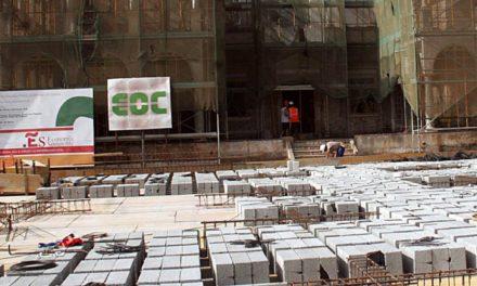 Las dos obras del FEIL finalizarán las primeras semanas de 2011