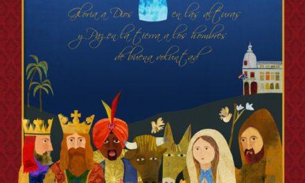 """El cartel de Navidad aboga por la """"génesis"""" de la fiesta"""