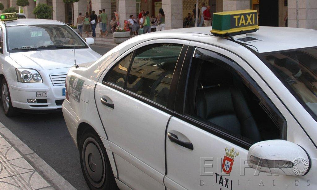 La subida de la carrera mínima del taxi a 3,50 euros irá a Pleno el 31 de mayo
