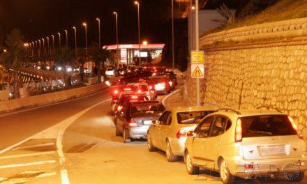 El cierre de Tánger-Med provoca un colapso de tráfico en la ciudad