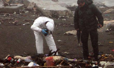 Encontrado el cadáver de un hombre en el Tarajal