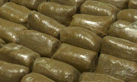 La Policía Local encuentra 17 kilos de droga en un coche en Loma Colmenar
