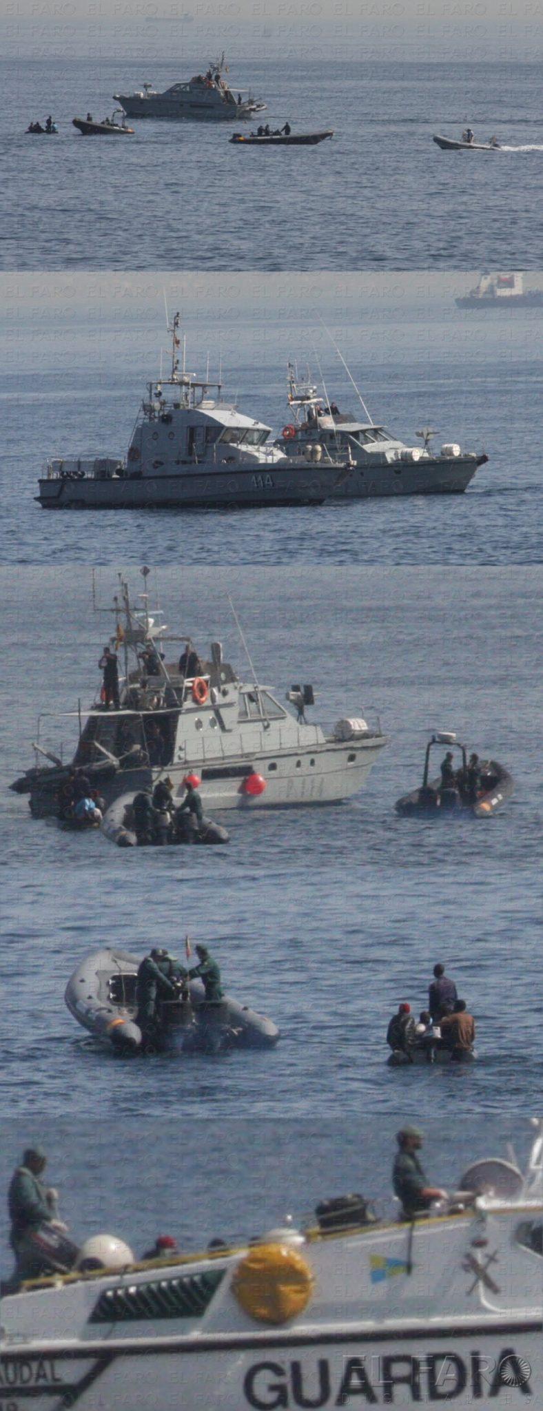 Moroccan Law Enforcement & Cost Guard Fleet / Vedettes de Surveillance et les Gardes des Côtes - Page 6 Fotosceuta_2012_05_16_pag14y15_14-3