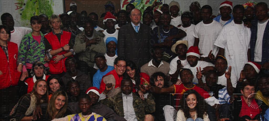 Exteriores solicita al rea de inmigraci n la vuelta del for Educacion exterior marruecos