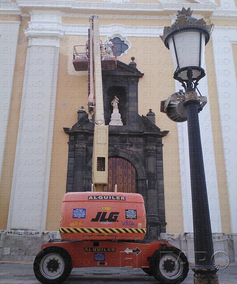 La catedral recibe tratamiento contra la humedad y pintura - Contra la humedad ...