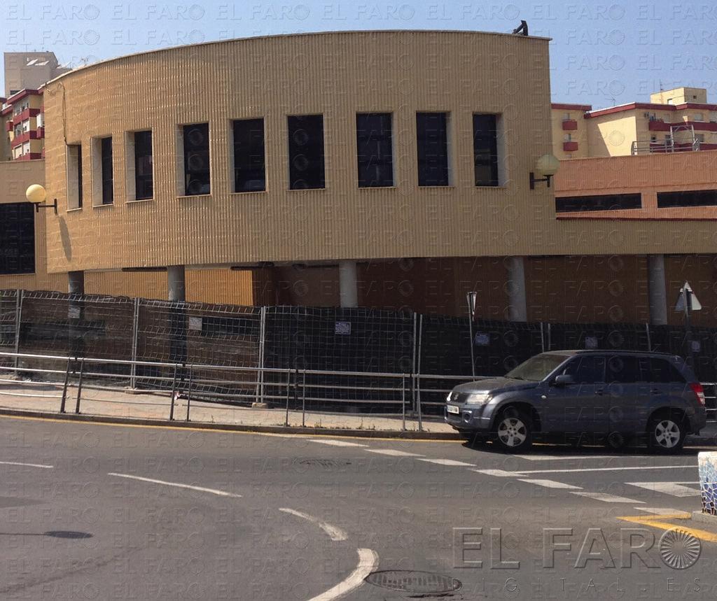 Preparativos para el nuevo colegio el faro de ceuta for Educacion exterior marruecos