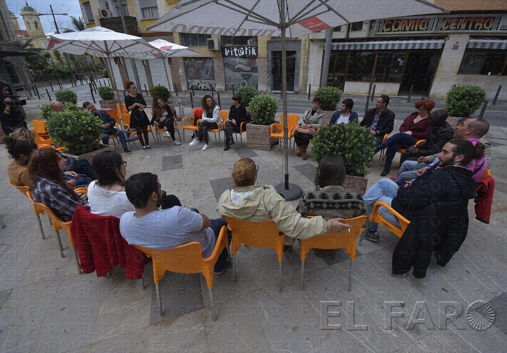 Aguilar apuesta por tramitar la petici n de asilo en los for Educacion exterior marruecos
