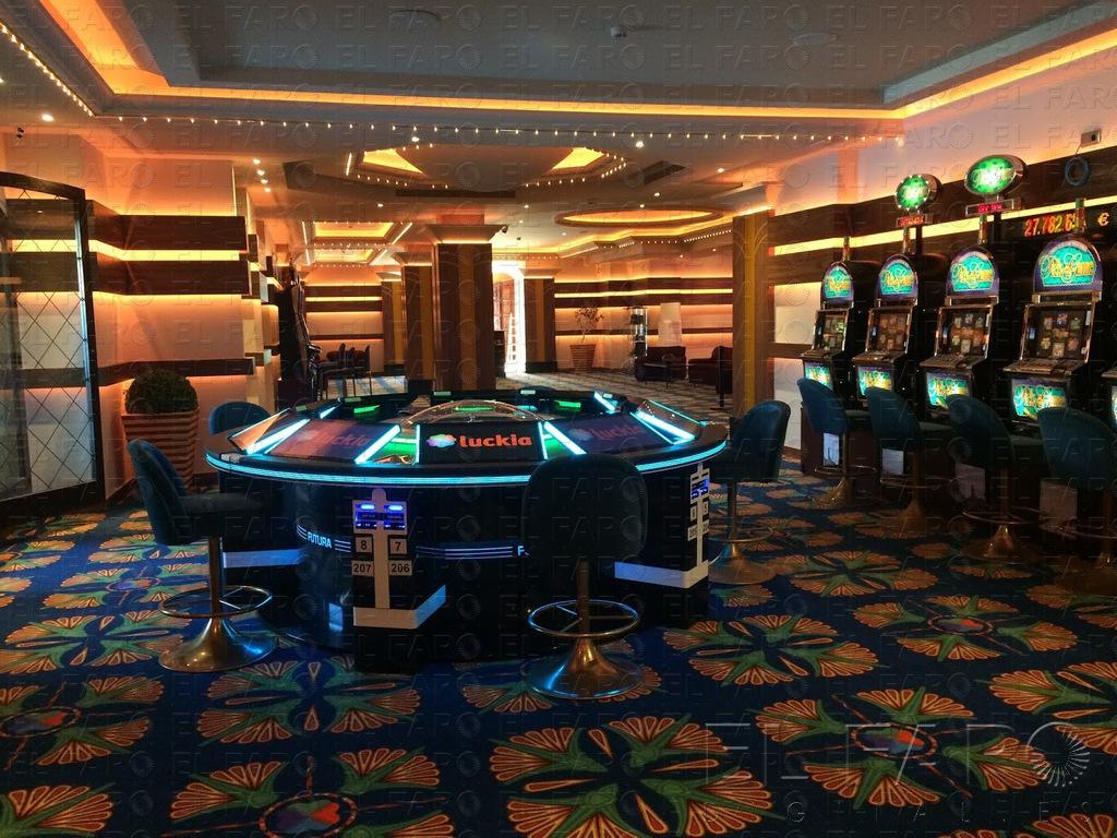 Casino luckia trabajo