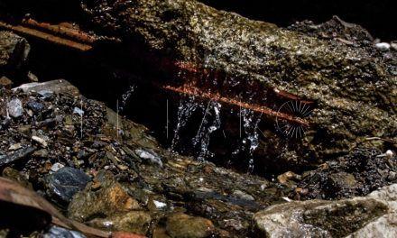 Sanidad desaconseja beber agua de 'chorros' naturales al no ser potable