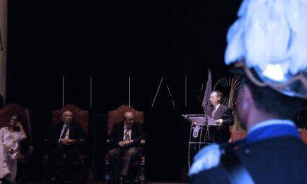 Caballas vuelve al acto institucional del Día de Ceuta en busca del consenso