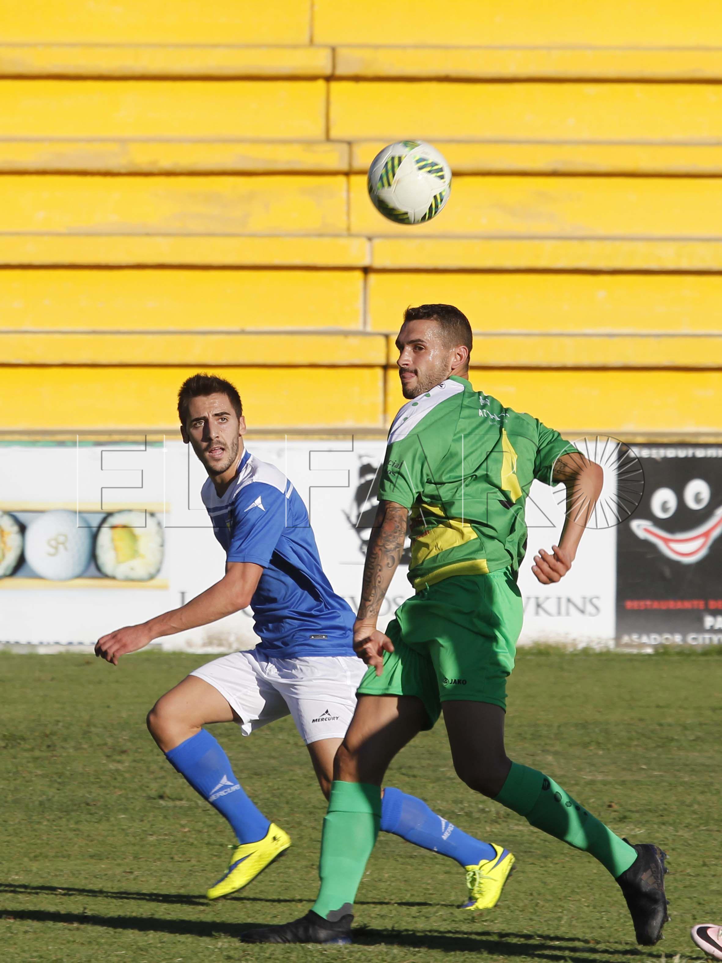 Los Barrios, un rival herido ante la AD Ceuta FC