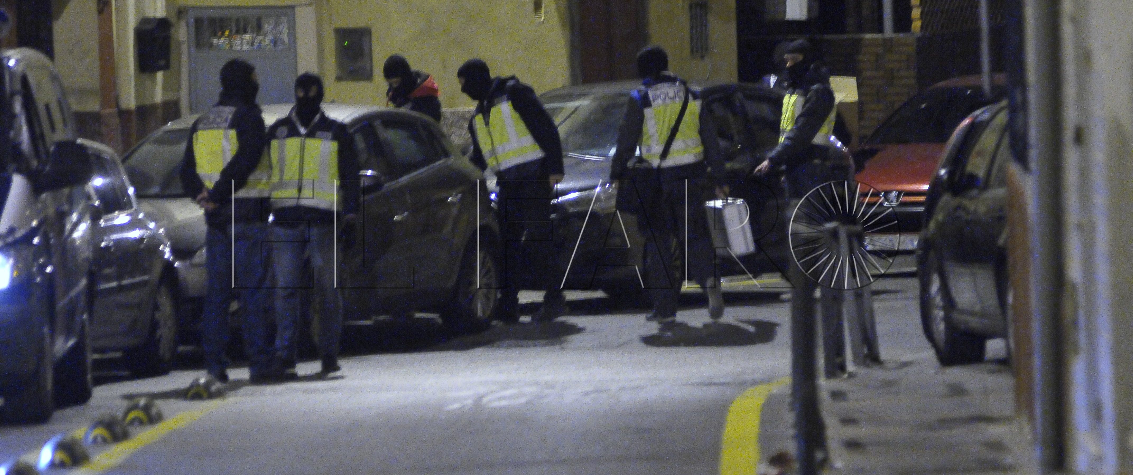 """Fiscalía, preocupada por la presencia de """"estructuras logísticas"""" en Ceuta, Melilla, Madrid y Cataluña para captar combatientes"""