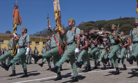 Ceuta, 96 años siendo Cuna de La Legión