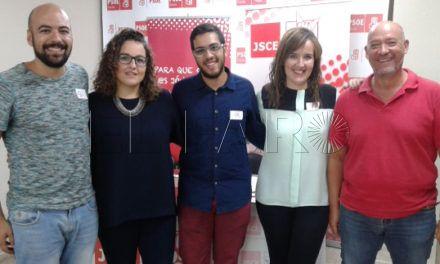 Ilias Dris, nuevo líder de las Juventudes Socialistas de Ceuta