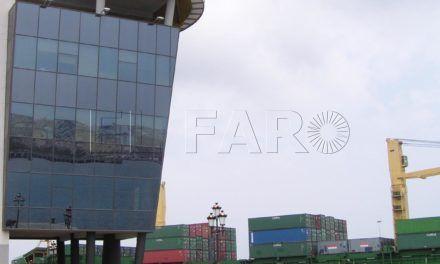 El Puerto sigue aumentando el tráfico de mercancías en julio un 24,07∞%