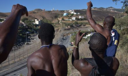 AEGC pide controlar a los subsaharianos acusados de apedrear a guardias civiles