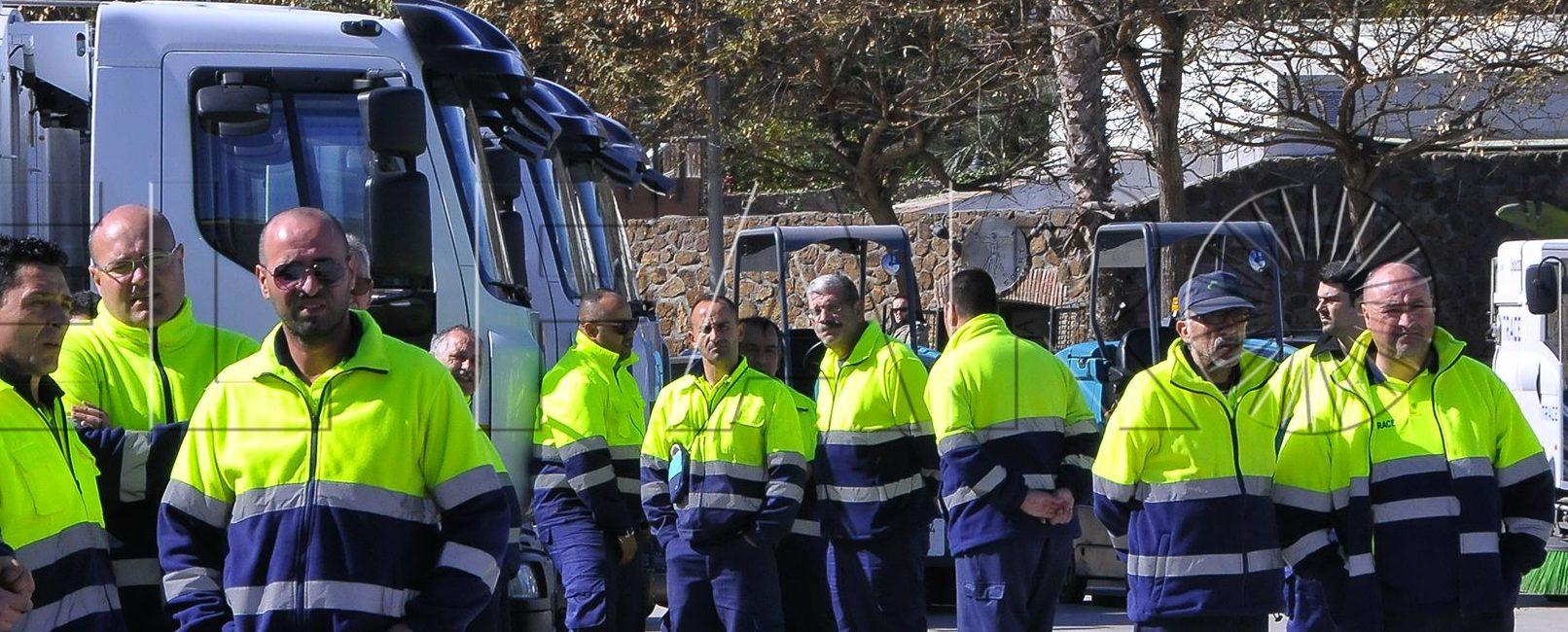 El Gobierno prepara un segundo contrato de limpieza viaria por 5 ...