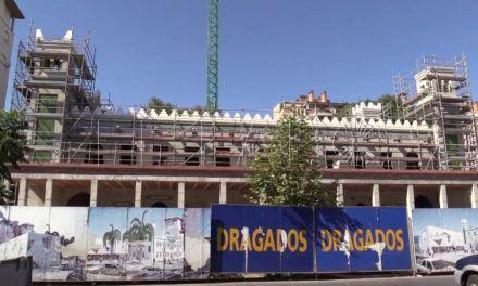 Las obras en la Estación de Ferrocarril se reanudarán en las próximas semanas