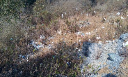 SEO exige a Medio Ambiente que limpie el Mirador de Benzú y sus aledaños