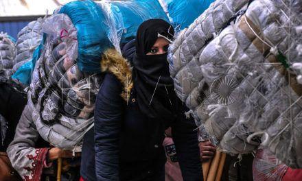 La Ciudad gravará con una tasa del 0,6% la mercancía que termina en Marruecos