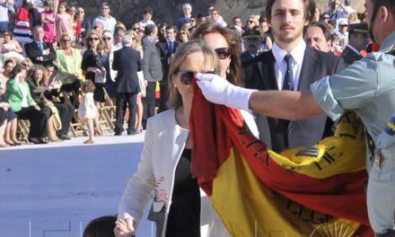 Ampliado el plazo de inscripción de la Jura de Bandera para personal civil