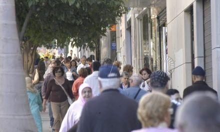 La pensión media en Ceuta es un 1'5% superior a la nacional