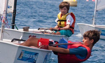 Quince alumnos recibirán clases para las regatas