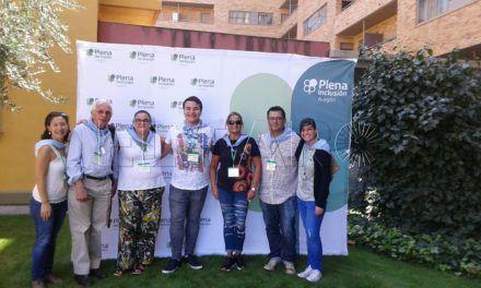 Ceuta participa en el encuentro de familiares y profesionales de Plena Inclusión
