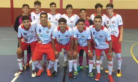 El CDPuerto On365 empata frente al CD San Antonio Casanueva (6-6)