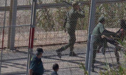 Podemos exige el final de las 'devoluciones' a las Fuerzas Auxiliares de Marruecos