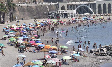 Marsave realizó casi 750 actuaciones en las playas en el mes de agosto