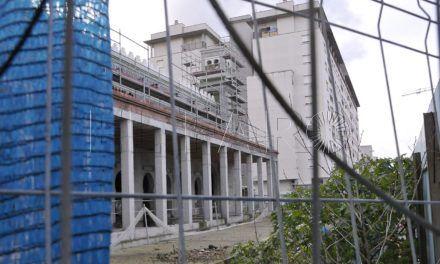 La Ciudad abonará 175.000 euros más a Dragados por la Estación de Ferrocarril