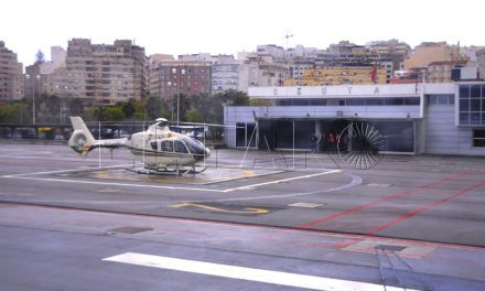 Aviación Civil veta el nuevo PGOU por las servidumbres del helipuerto