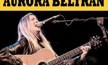 Aurora Beltrán, ex vocalista de Tahúres Zurdos, actuará este viernes en La Sala