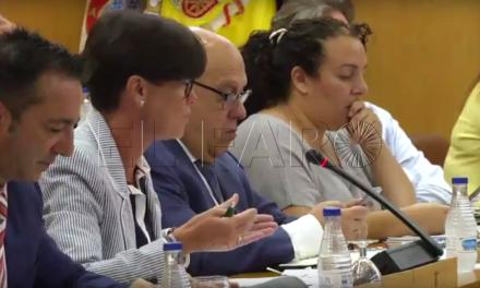 La Asamblea aprueba el primer expediente de modificación del Presupuesto por 9,9 millones de euros