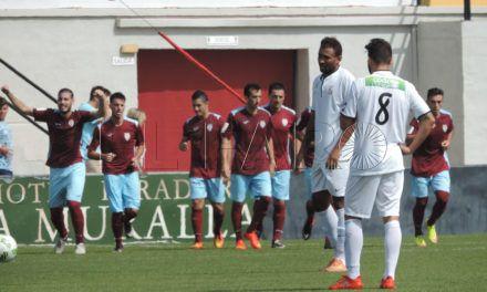 Ekedo se marcha del Ceuta FC por motivos personales